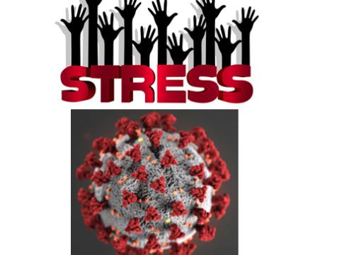 Le coronavirus : stress et colère